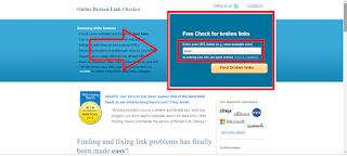 Cara Mengecek 'Broken Link' Didalam Postingan Blog