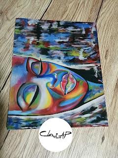 Clovis AP Mood Art Print - King Clovis AP The Artist