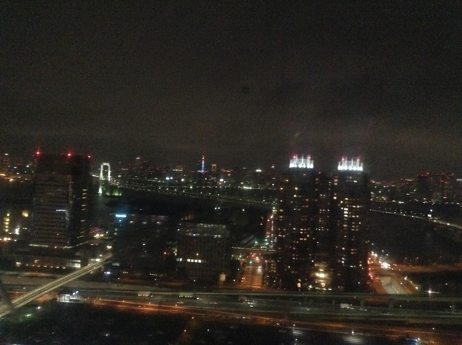 Tokyo view daikanransha