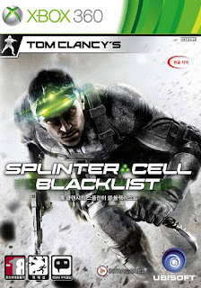 Tom Clancy's: Splinter Cell Blacklist (XBOX360) DUBLADO PT-BR
