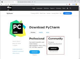 PyCharm IDE 2019