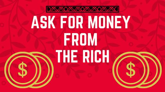 Get Money from Rich People: https://www.millionairesgivingmoney.com