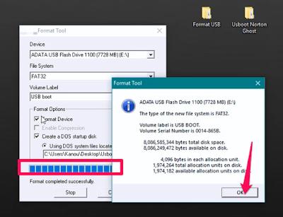 كيفية -حرق -برنامج -Norton Ghost -على -الفلاشة- usb