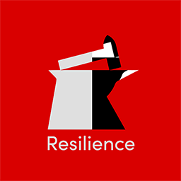 Gam730 Week 10 02 Resilience Logo Unity Splash Screen Assets And Colour Palette
