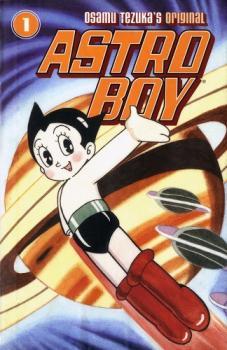 Astro Boy Manga