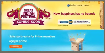 Amazon Great Indian Festival Sale Suggested, Arriving With Best Deals On Mobiles, Offers On Electronics, And More