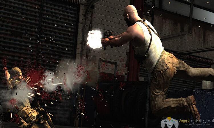 تحميل لعبه 3 Max Payne مضغوطة للكمبيوتر برابط مباشر
