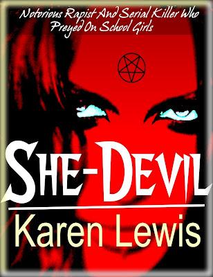 https://www.amazon.com/Zelenka-She-devil-rapist-serial-killer-ebook/dp/B01GN27P2O/ref=sr_1_1?s=books&ie=UTF8&qid=1496224463&sr=1-1&keywords=zelenka%2C+karen+lewis