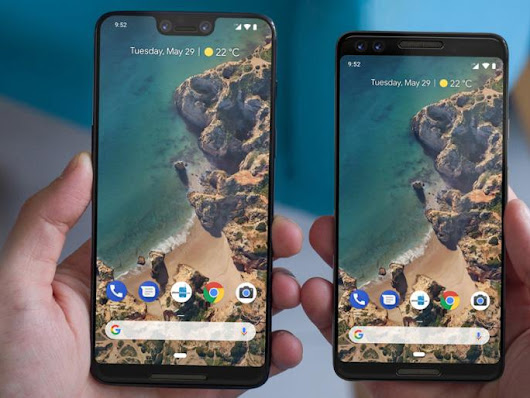 Google Pixel 3 and 3 XL Launched in India: Know Specs and Price