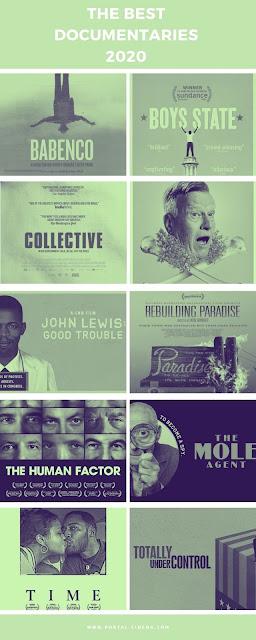 Os 10 Melhores Documentários de 2020