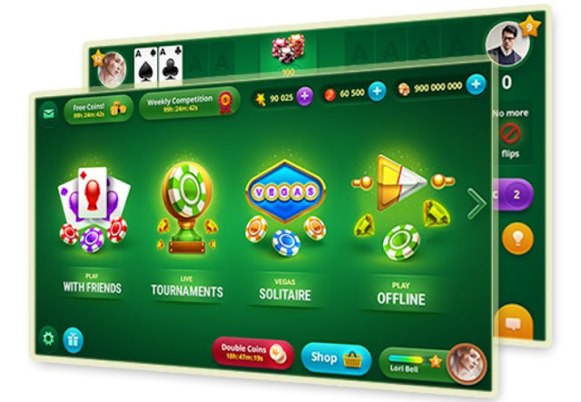 most popular types of solitaire card games online casino