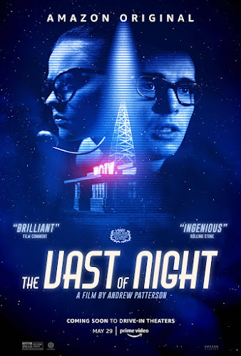 The Vast Of Night (Web-DL 720p Ingles Subtitulada) (2019)