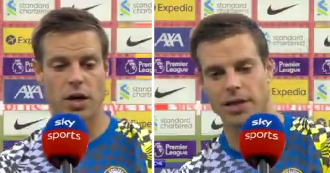 Azpi's reacts to Chelsea draw with Liverpool: 'We actually had the better chances'