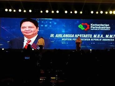 "Semarak Festival Industri Kecil Menengah Semangat ""Making Indonesia 4.0 Start Up"""
