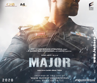 Major First Look Poster 1