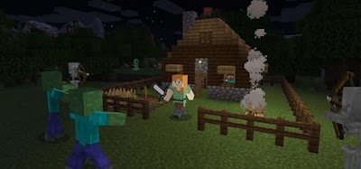 Ultimate Minecraft Quiz V3 Answers