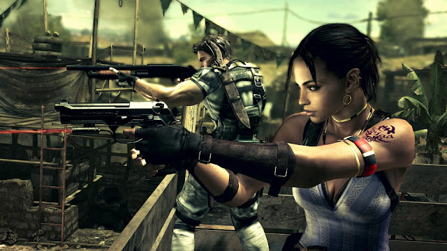 Resident Evil 5 PC Captura 5