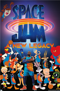 Space Jam: A New Legacy [2021] [DVDR] [NTSC] [Latino]
