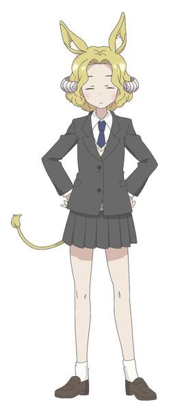 Haruka Shiraishi como Kyoko Naraku