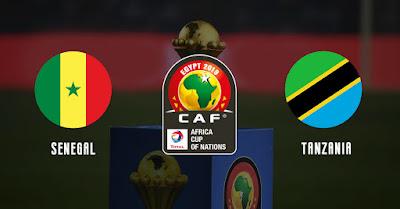 مشاهدة مباراة السنغال وتنزانيا بث مباشر اليوم 23-6-2019 في كاس امم افريقيا 2019