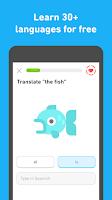 تطبيق دوولينجو Duolingo للأندرويد 2019 (2)
