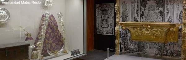 El Tesoro de la Virgen del Rocío cumple el sexto aniversario