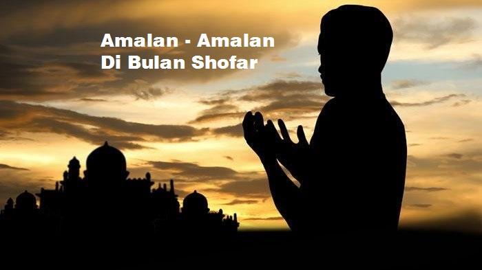 Doa yang Diamalkan pada Bulan Shofar dari Kitab Kanzun Najah was Surur (arab)
