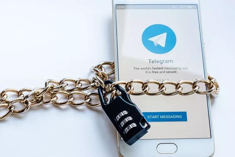 5 Fitur Keamanan Telegram Ini Kunci Rahasia Chat Kamu