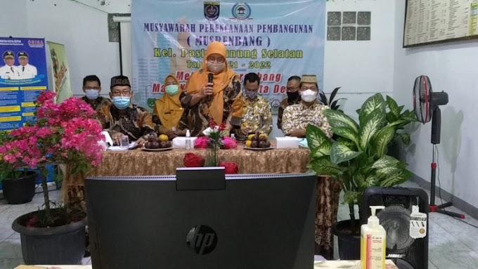 Musrenbang Kelurahan PGS Fokus Peningkatan Pembangunan Non Fisik