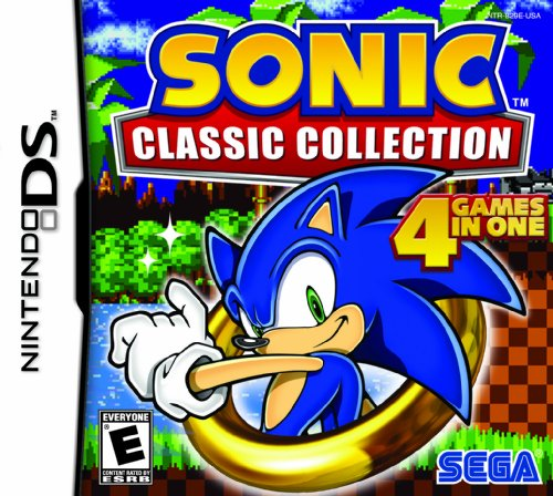 ROMs - Sonic Classic Collection - NDS - Download