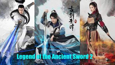 Legend Of The Ancient Sword 2018 Hindi Dubbed Movies Free Download 480p HD