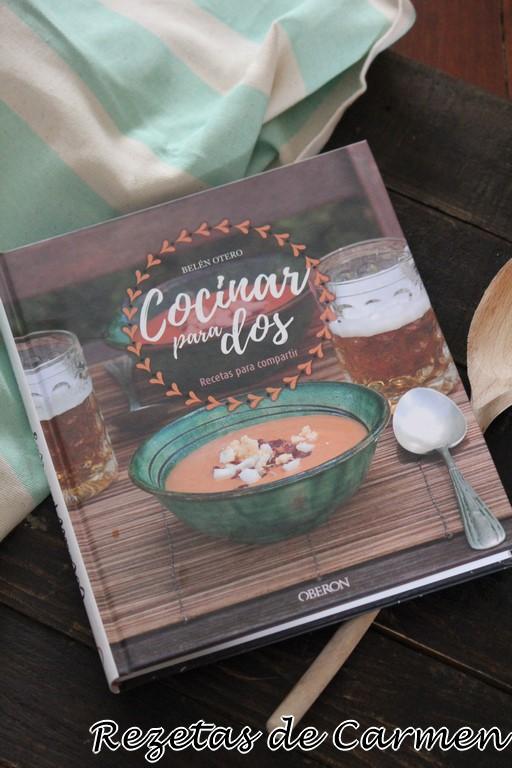 Cocinar para dos, de Belén Otero.