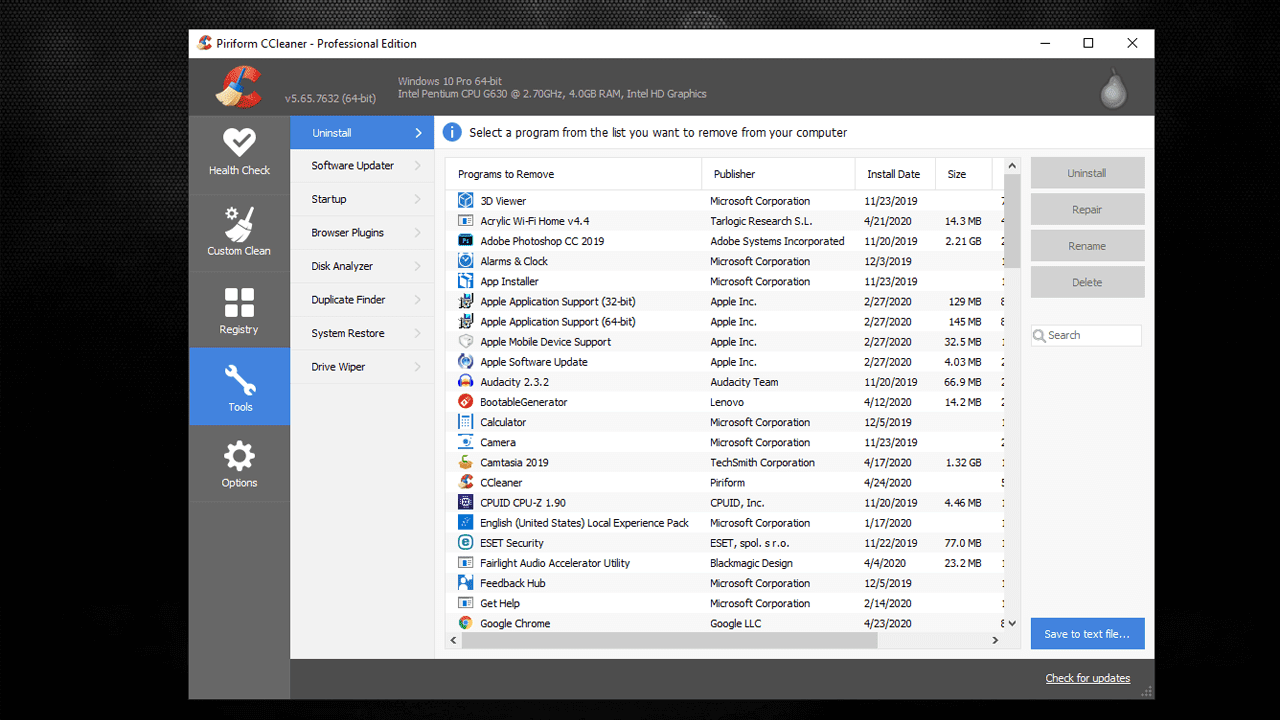 download Ccleaner and clean your Windows PC Free Download | Latest Full Version 2020