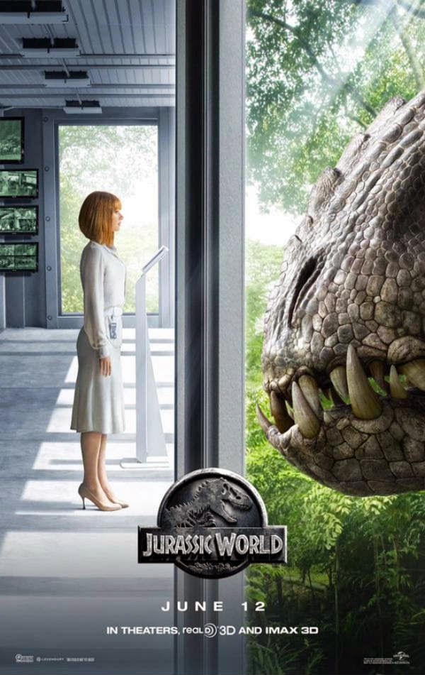 Crítica - Jurassic World (2015)