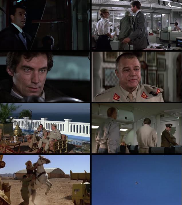 The Living Daylights 1987 Hindi Dual Audio BluRay 480p 720p
