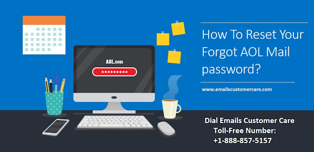 How To Reset Your Forgot AOL Mail password?