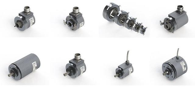 Analogue Encoder: Series AS, Series ASP / ASC, Series MAS, Series MM, Series PZL