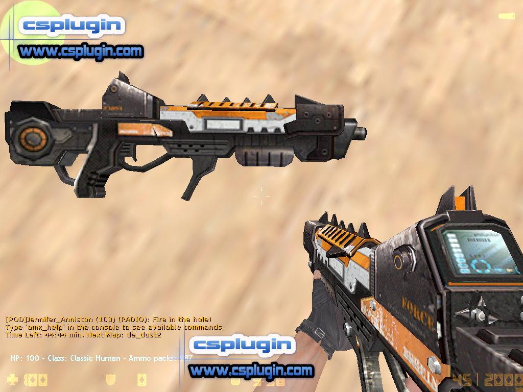 ZP] Extra İtem: Blaster [SFGUN] - Counter Strike Plugins