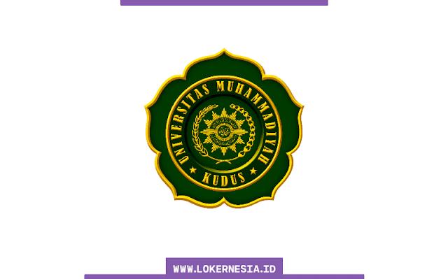 Lowongan Kerja Dosen Universitas Muhammadiyah Kudus Jawa Tengah November 2020