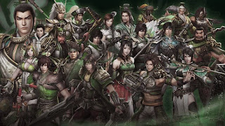 Download Dynasty Warriors 8 PC Game