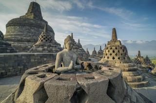 Asal Mula Candi Borobudur