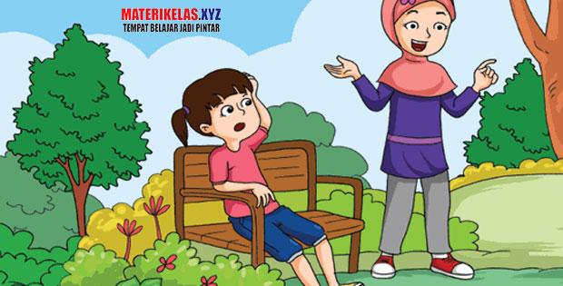 Materi Bahasa Indonesia Kelas 7 Kurikulum 2013 Revisi 2016