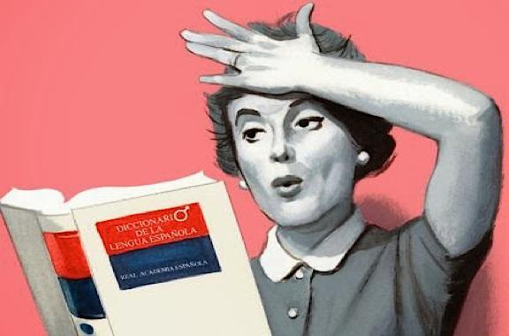 el club de los libros perdidos, lenguaje sexista, lenguaje inclusivo, Ortografía, políticamente correcto