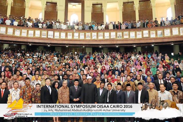 """Simposium PPI Dunia """"Memperteguh Identitas Bangsa Indonesia"""""""
