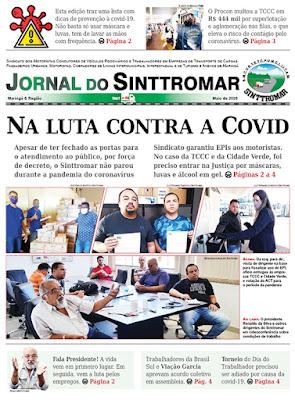 Jornal do Sinttromar