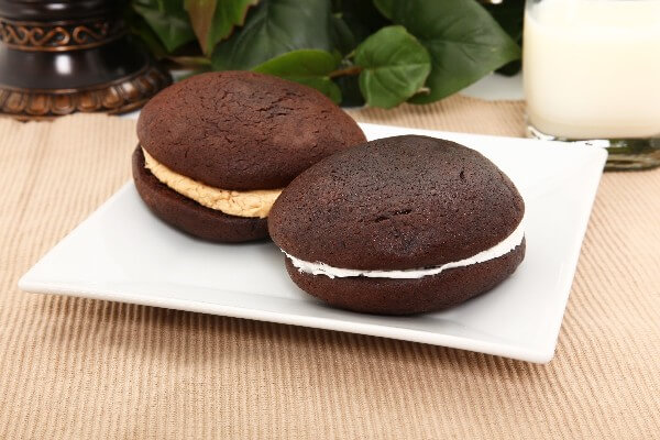 Weight Watchers Chocolate Whoopie Pies
