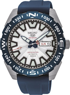 Seiko 5 Sports Men Mount Fuji World Heritage SRP783K1 Limited Edition