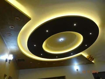 Latest POP false ceiling designs for living room hall interiors for modern homes 2019