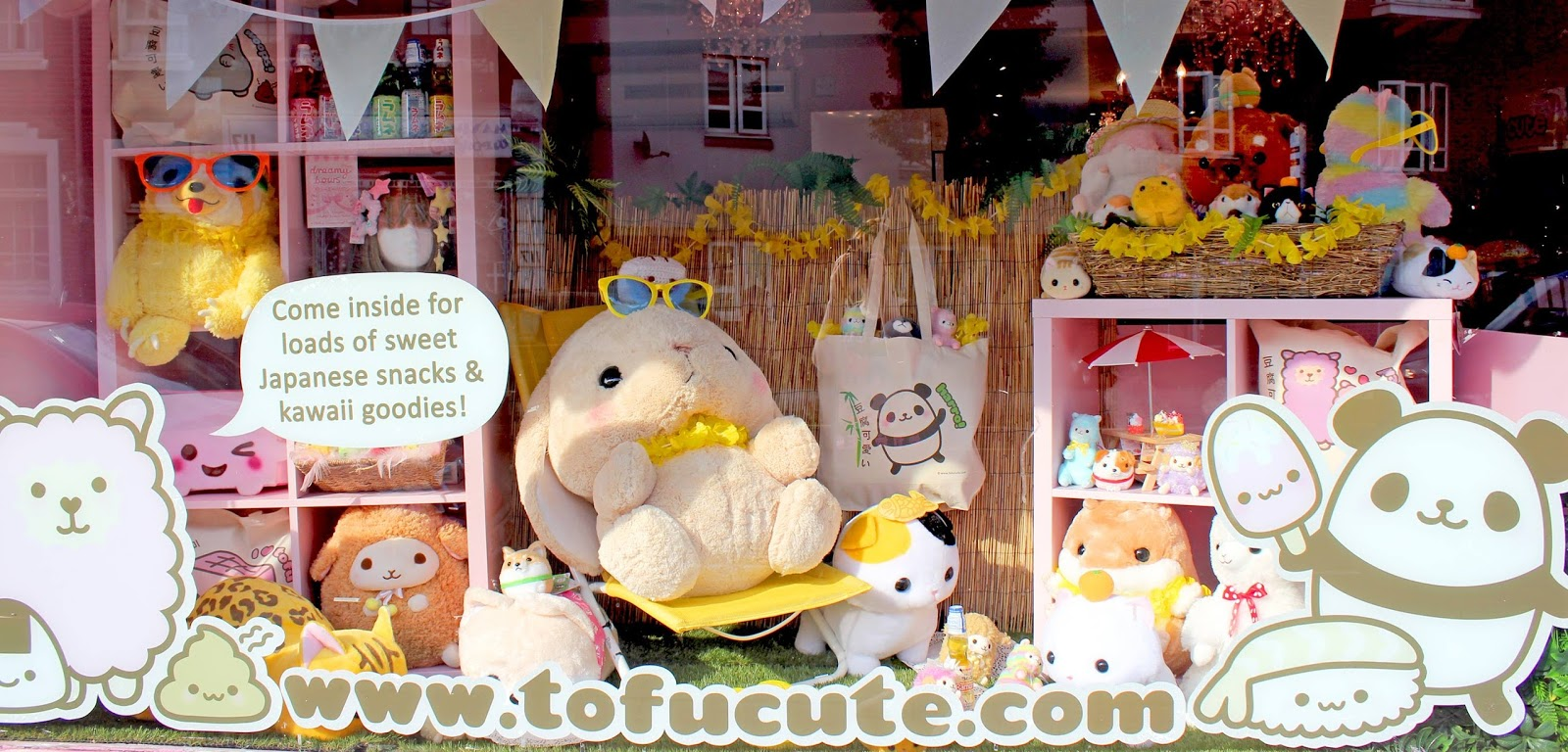 Jfashion store Tofu Cute