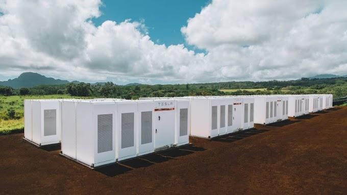Tesla đã lắp đặt một nhà máy lưu trữ năng lượng  khổng lồ